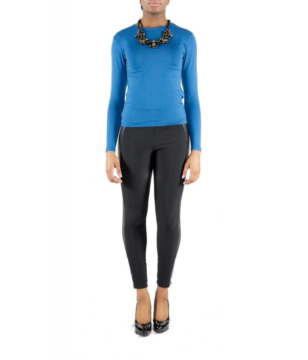 Daphne Top Royal Blue