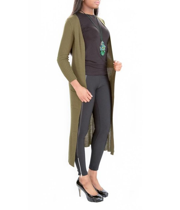 Kenna Cardigan Green