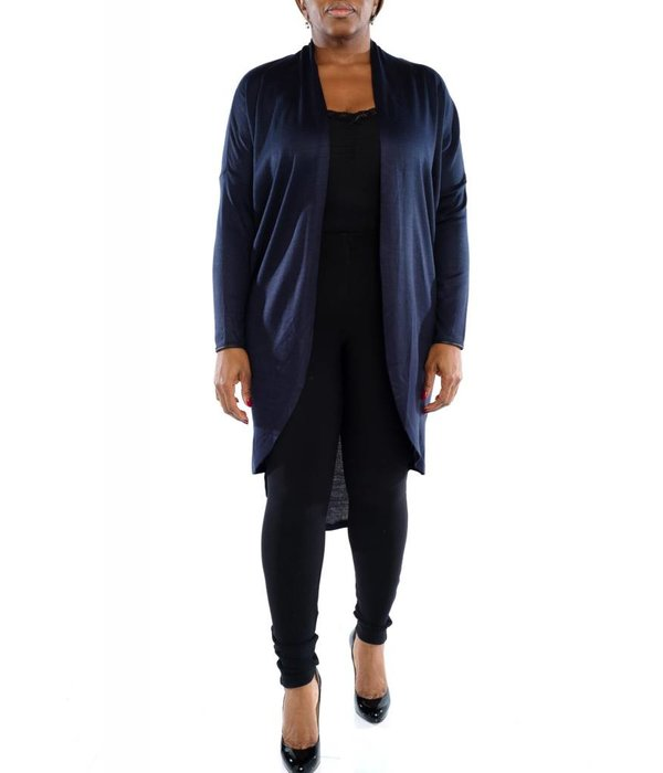 Lexi Cardigan Navy Blue One Size