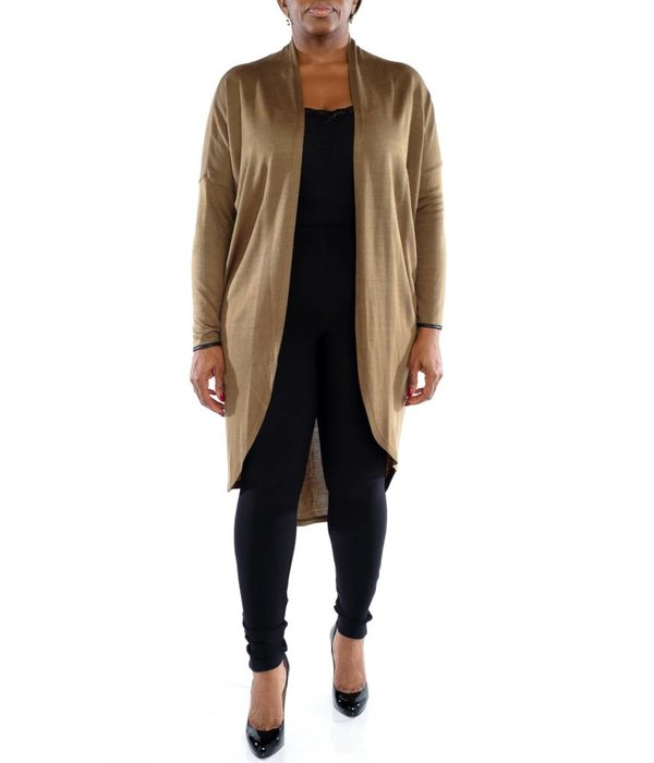 Lexi Cardigan Olive Green One Size