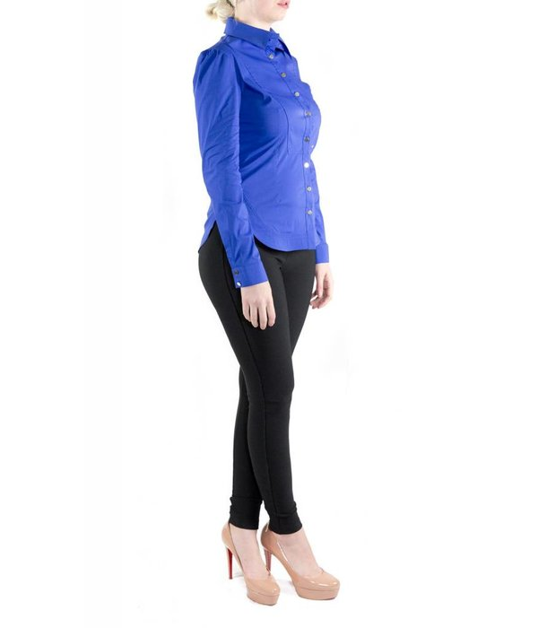 Malia Shirt Royal Blue