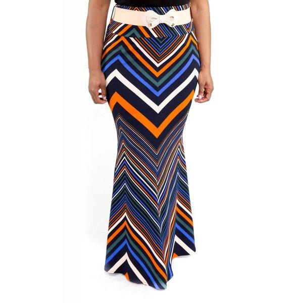 Milla Skirt Multicoloured