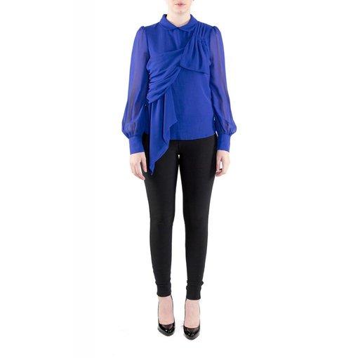 Vivian Blouse Royal Blue