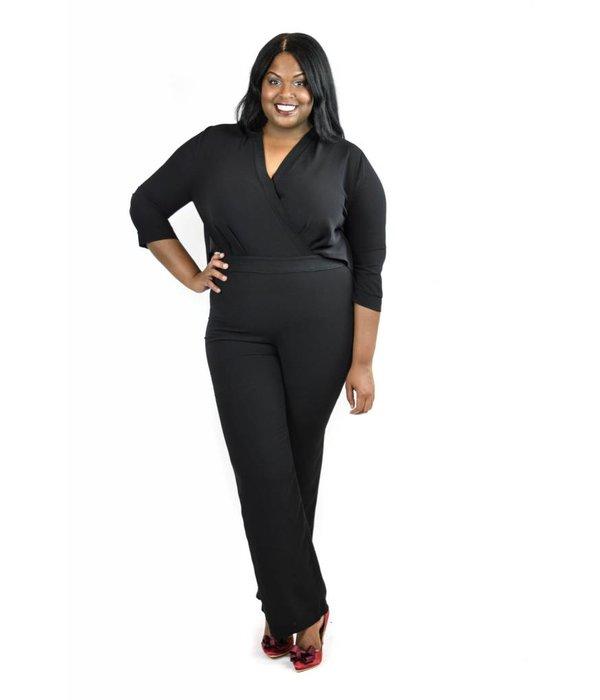Bexley Jumpsuit Black