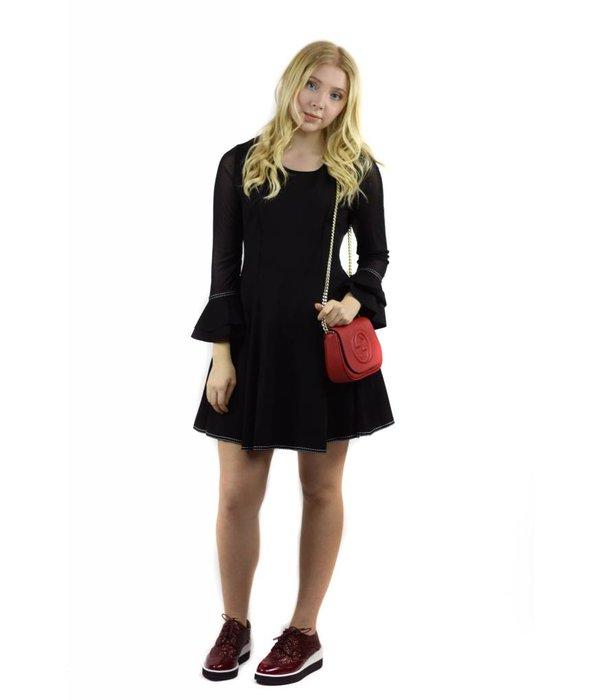 Hazel Dress Black