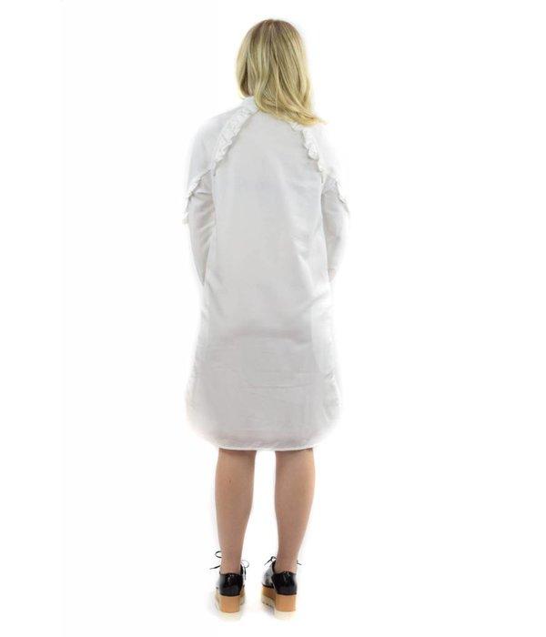 Primrose Dress White