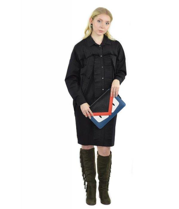 Monet Dress Black