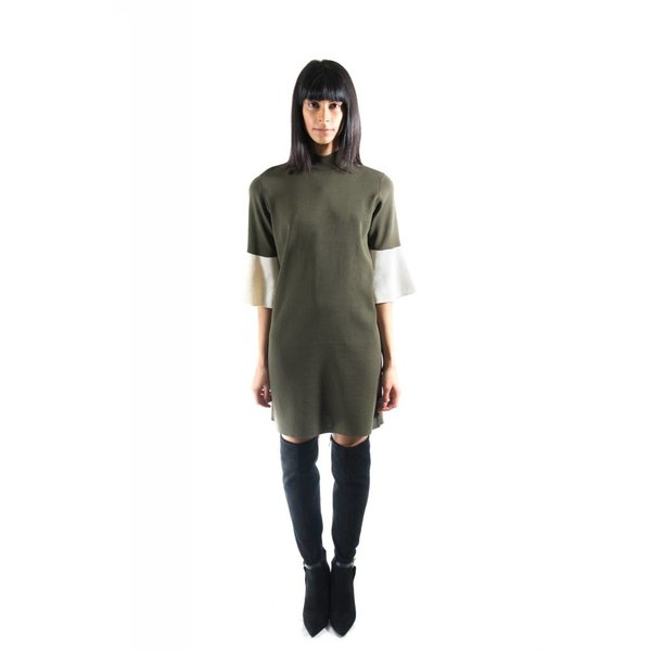 Diem Dress Green