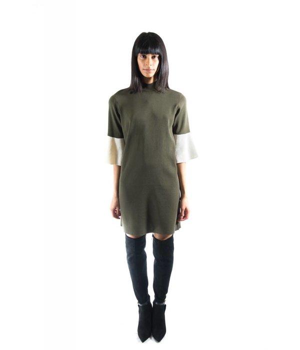 Diem Dress Green