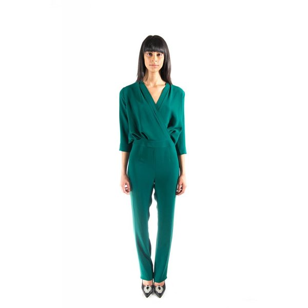 Bexley Jumpsuit Green