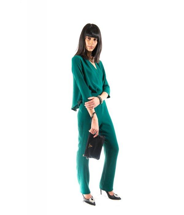 Bexley Jumpsuit Green
