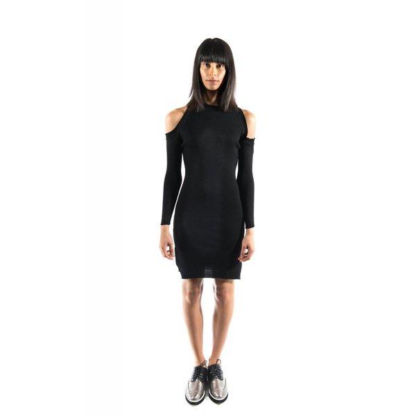 June Dress Black