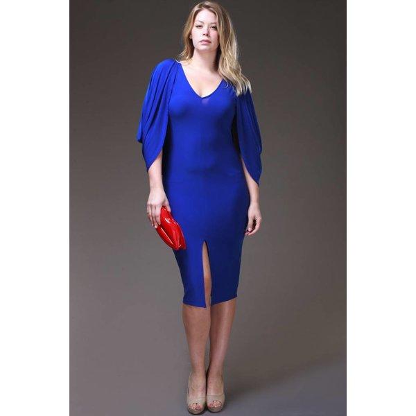 Willa Dress - Royal Blue