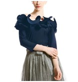 Andreas Blouse Navy