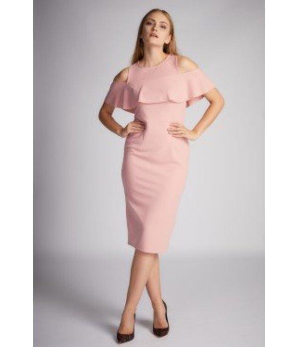 Baylee Dress Rose Wood