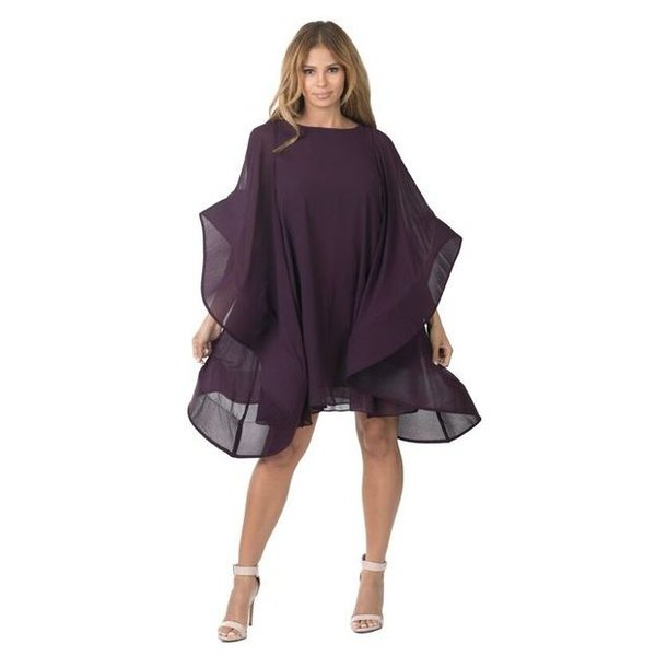 Liana Dress Purple