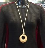 Camari Gold ans Nude Necklace