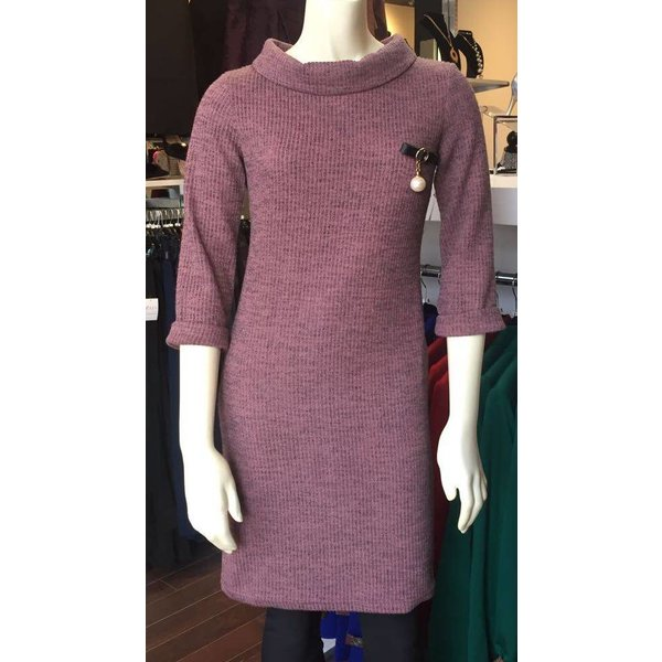 Beth Pink Dress/Tunic