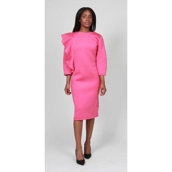 Alana Dress Pink