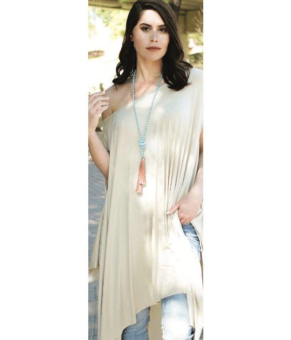 Danna Dress Charcoal
