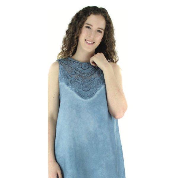 Manuela Blouse Blue