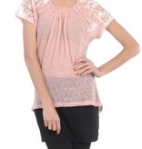 Arden Blouse Pink