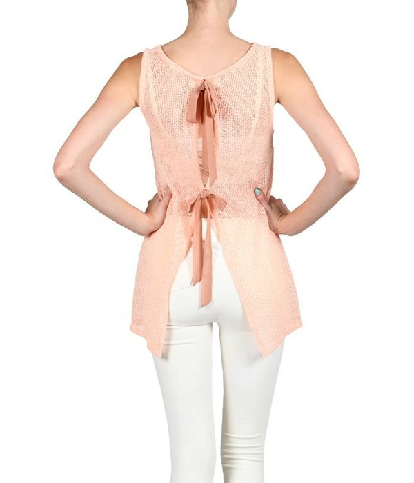 Daria Blouse Peach