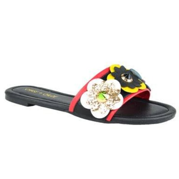 Larsa Flat Slippers
