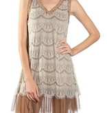 Josephine Dress Cream