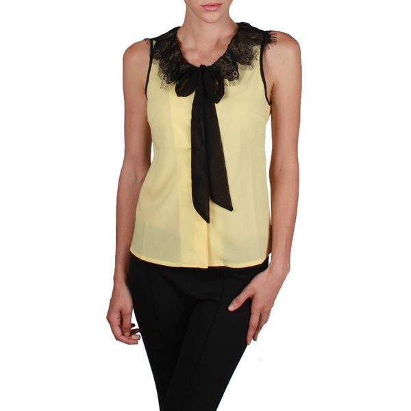 Shannon Blouse Yellow