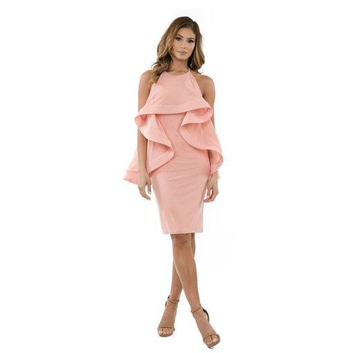 Lianna Dress Blush