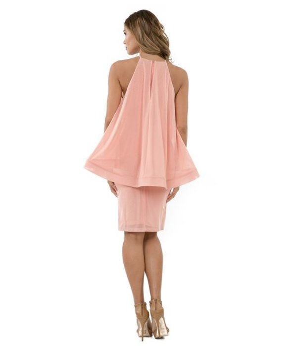 Lianna Dress Blush