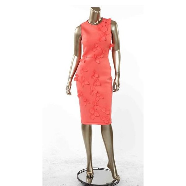 Tess Dress Salmon
