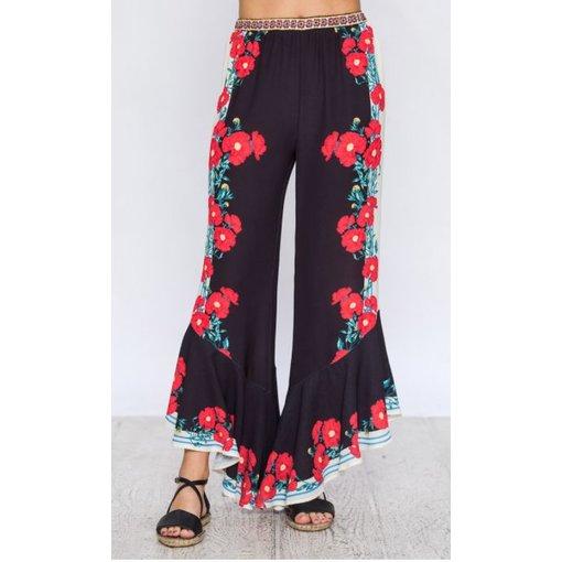 Marianna Pants Floral