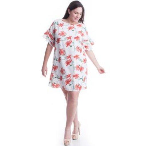 Kara Floral Print Dress