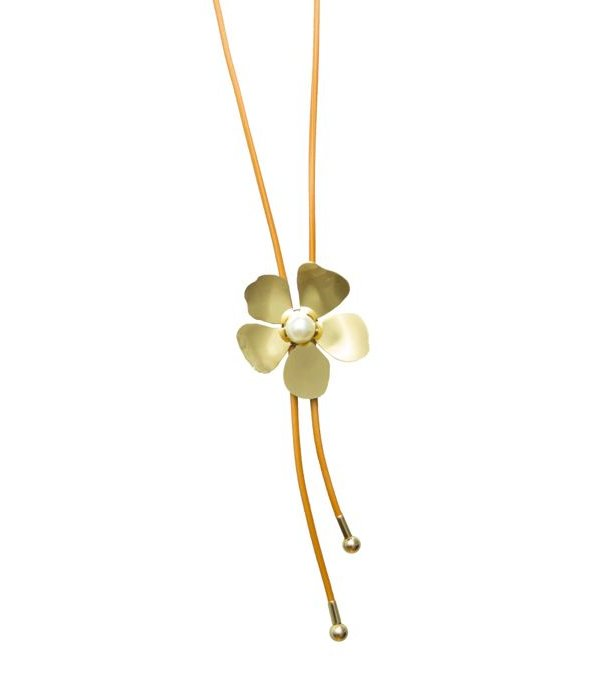 Adley Gold Necklace