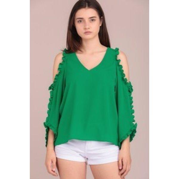 Koleen Green Shirt