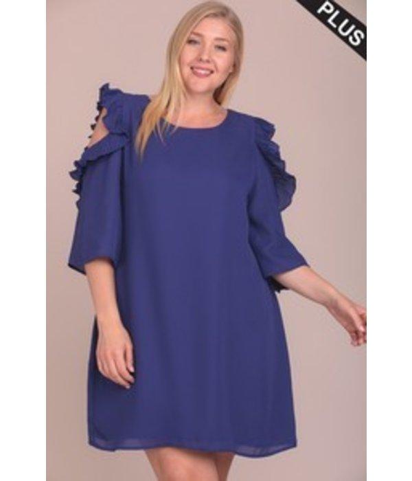 Kandace Round Neck Dress