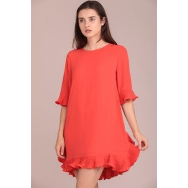 Lidia Short Sleeve Dress