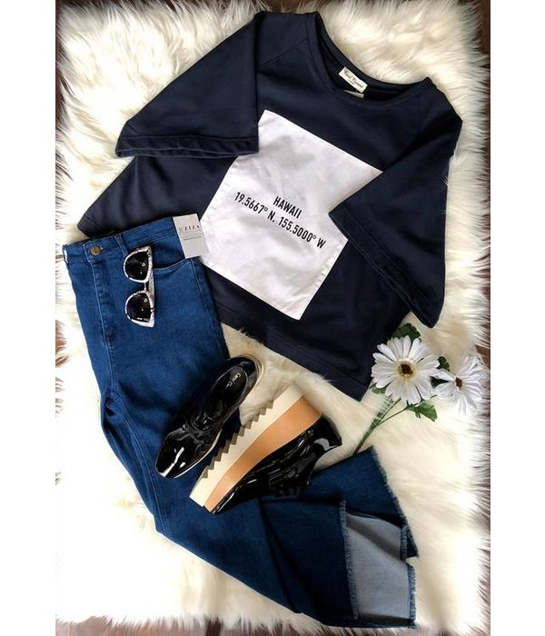 Natalia Sweater Blue
