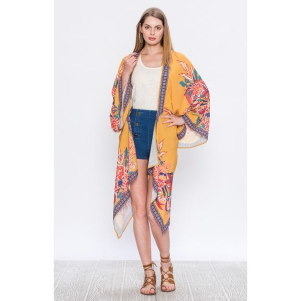 Denisse Kimono