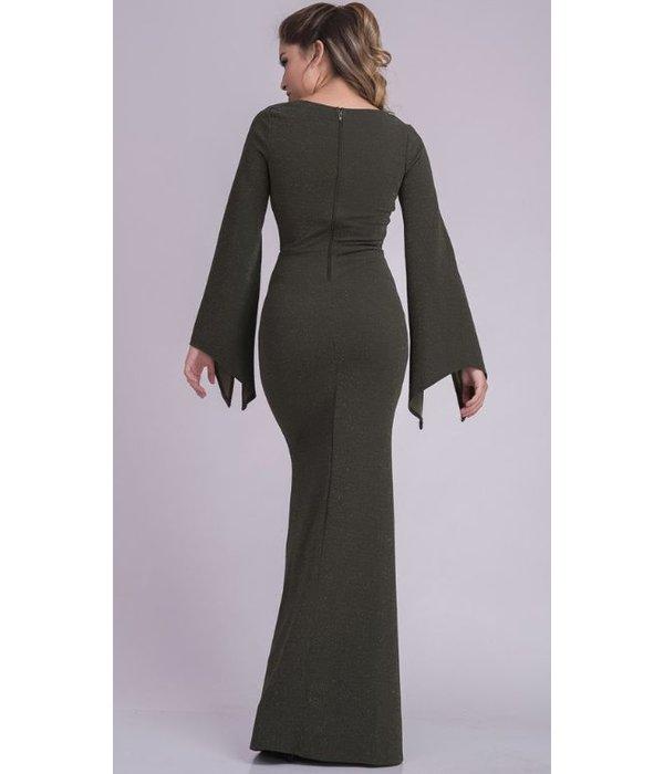 Eliz Dress Olive