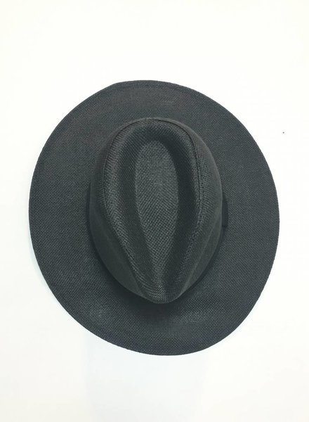 OJAI GARDEN HAT BLACK