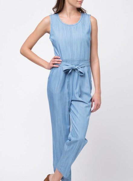 KIKI DENIM JUMPSUIT