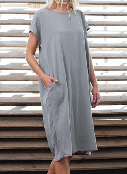 ANNA TUNIC DRESS