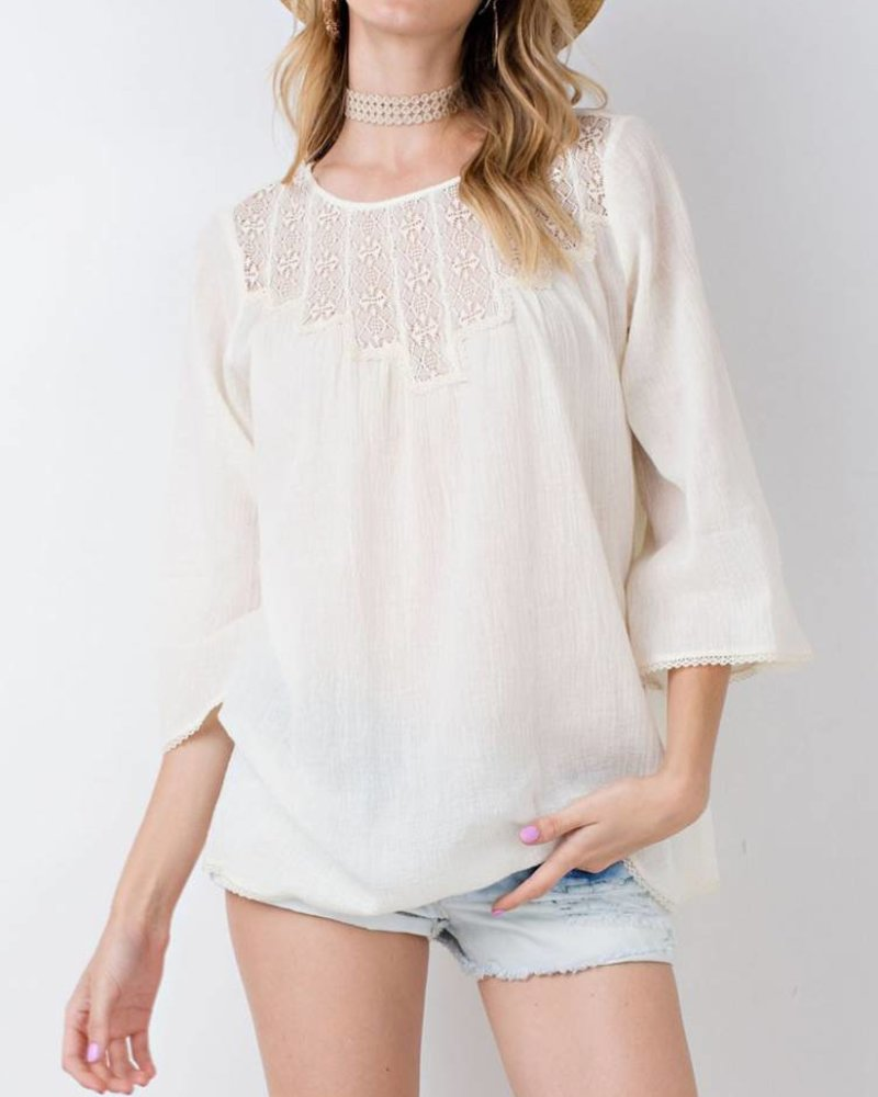 WILDER BLOUSE