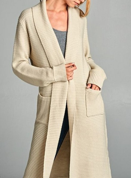 COURTNEY CARDIGAN CREAM