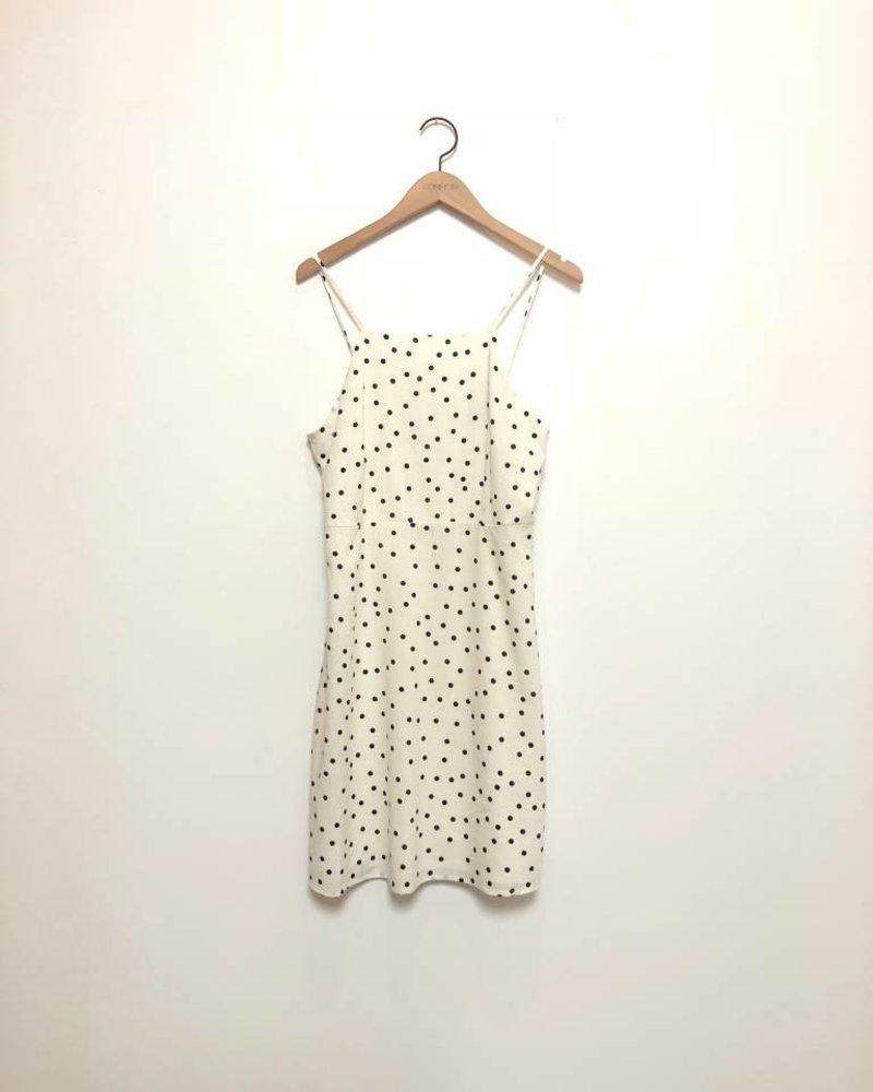 MIMI DOT DRESS