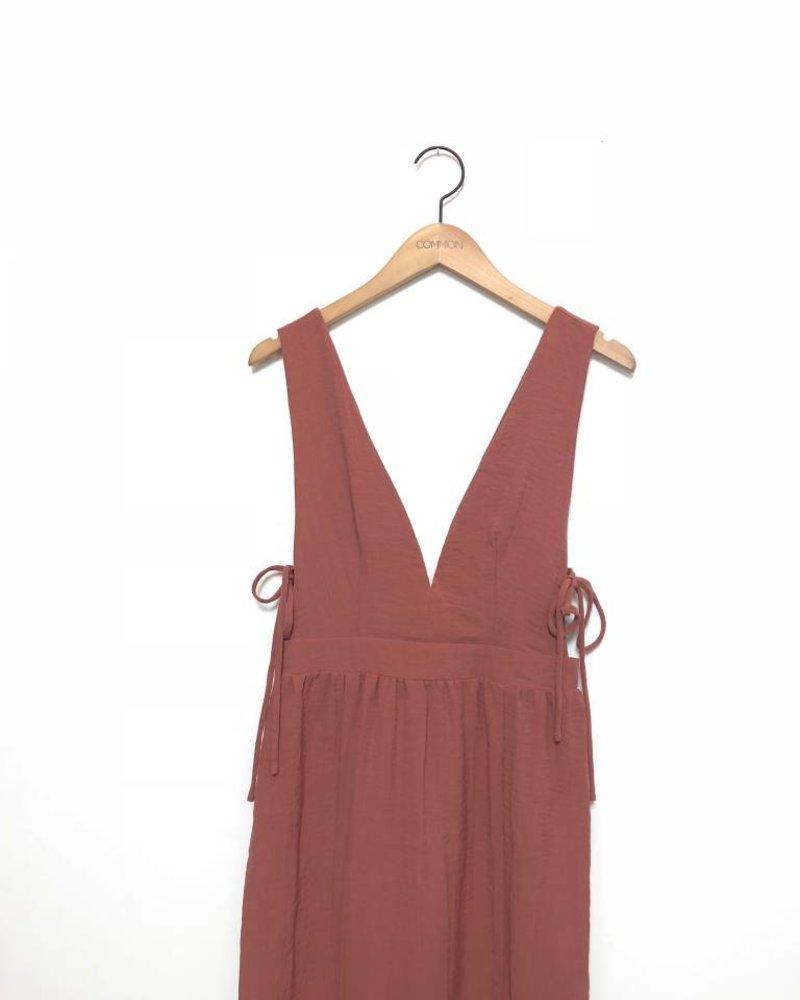 LILA DRESS MAUVE