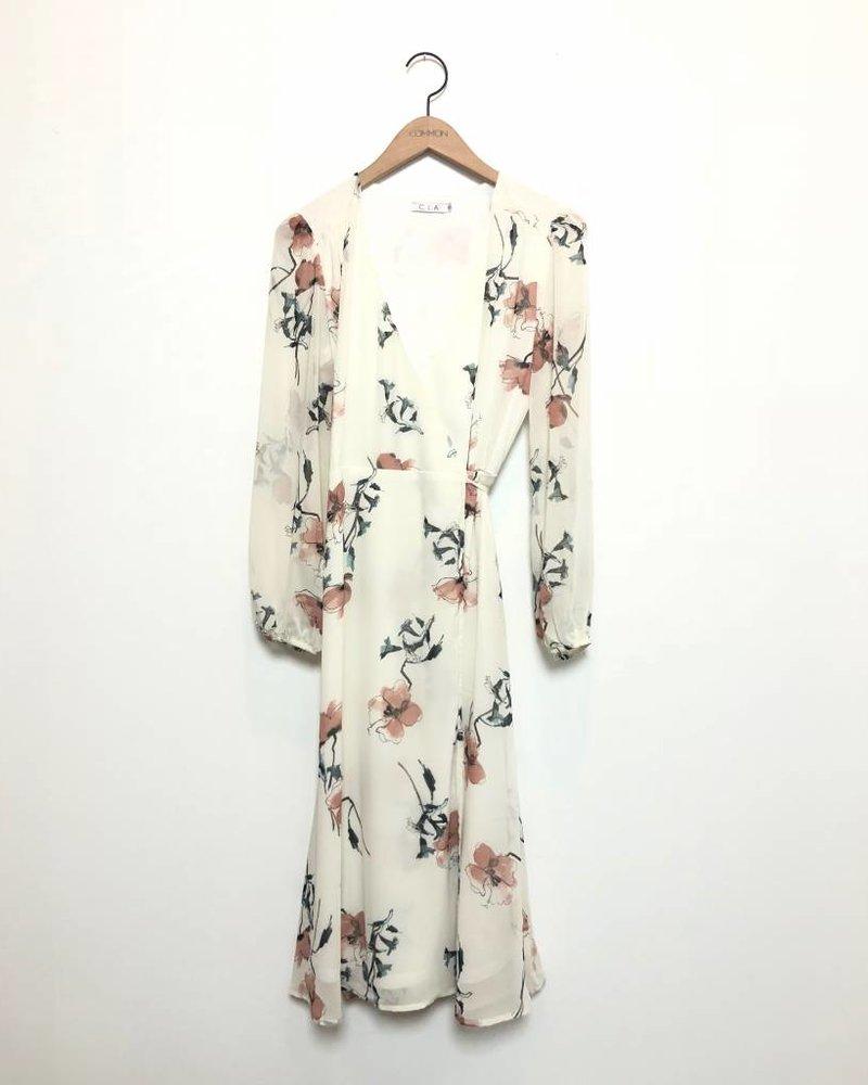 THE WINSLOW DRESS WHT